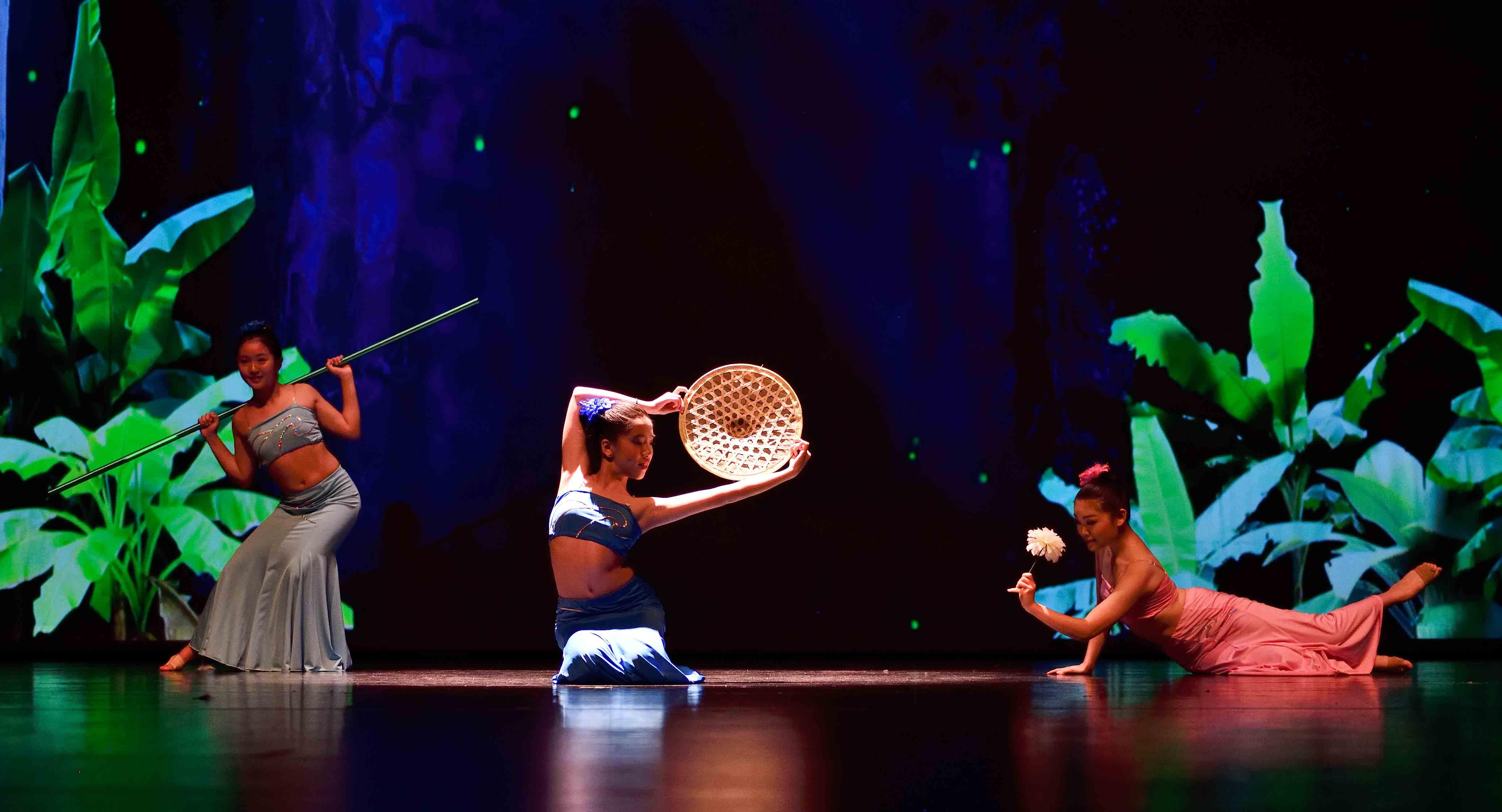 Chinese Folk Dance